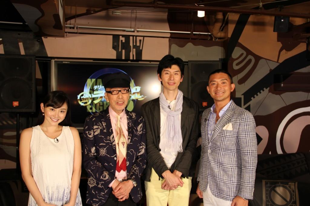 0526テリー伊藤さんの番組に出演しました。 (1)
