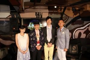 0526テリー伊藤さんの番組に出演しました。