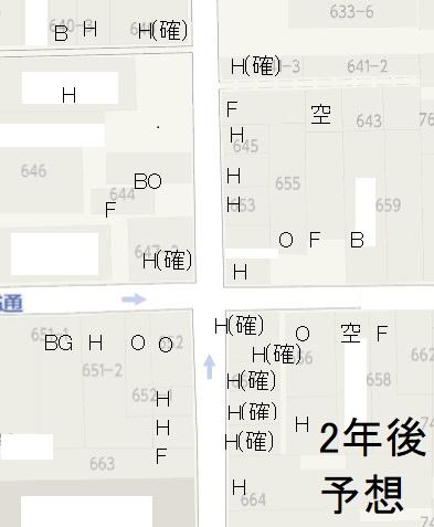 京都の宿の増え方がいかに凄まじいか