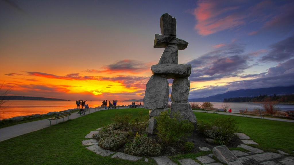 Sky Monument Sunsets Monuments Nature Historical Sunset River Animated Wallpaper